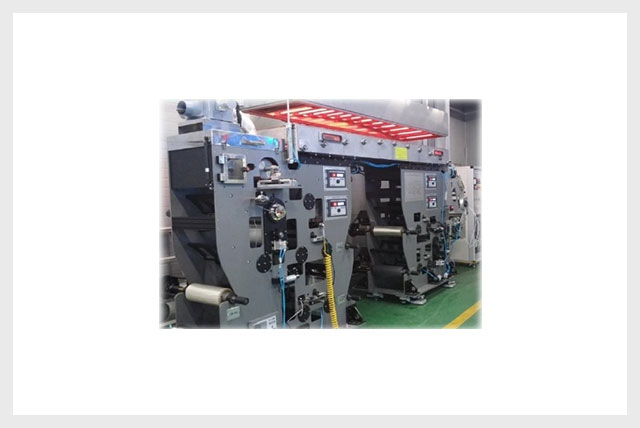Multi Roll to Roll Coating System